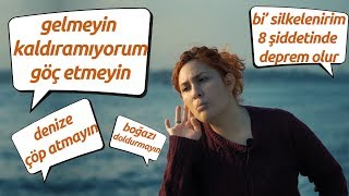 İstanbul Hakkında Dile Getirilmeyenler