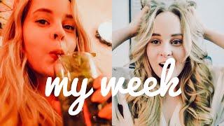 MY WEEK: Synttäriyllätyksiä & tie kohti täydellisiä hiuksia