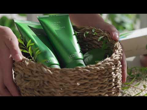 Calming Green Facial Cleanser