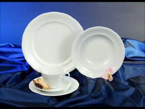 Markenporzellan Abendmahl Tischkultur Porzellan Geschirr Tafelservice Kaffeeservice Kombiservice