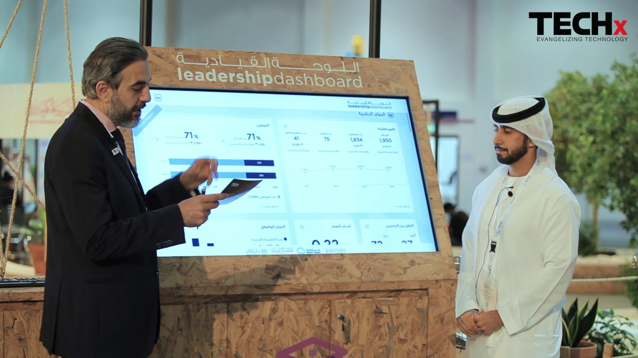 Salem Mohammad Al Shamsi - Smart Dubai