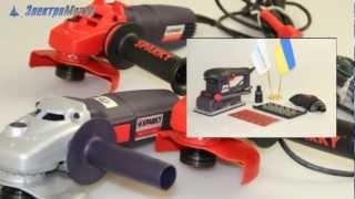 SPARKY M 750 - відео 2