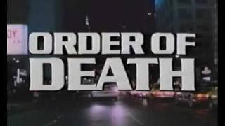 Copkiller (aka: Order of Death - 1981) - Trailer