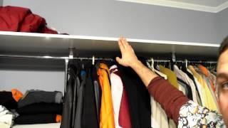 Шкаф для одежды - своими руками !The VipHouse- Все о строительстве!
