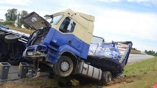 Amazing Truck Accidents | Crash | Compilation d'accident de camion n°20