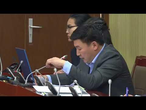 Л.Болд: Монголын төрийг айдаст автуулж байна