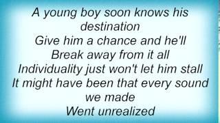 Steve Howe - Break Away From It All Lyrics
