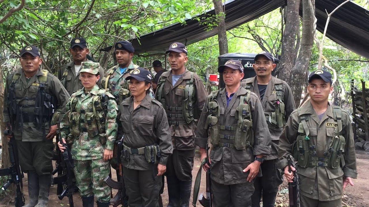 La FARC insiste que no habrá entrega de armas