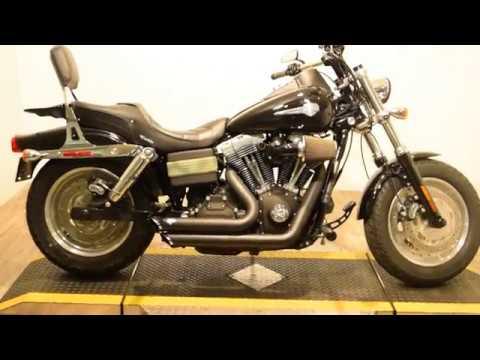 2010 Harley-Davidson Dyna® Fat Bob® in Wauconda, Illinois