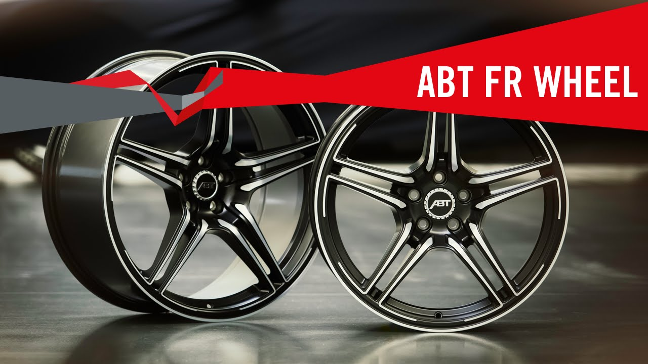 Chip tuning, aerodynamics, rims. ABT Sportsline is the world's leading Audi and VW tuner