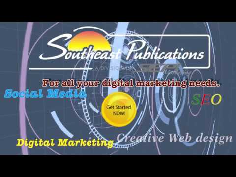 Southeast Publications Web Design