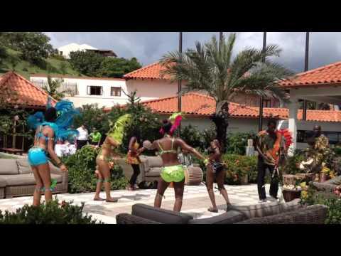 Sandals LaSource Grenada- Arriving at the resort