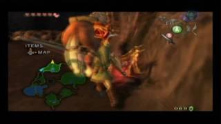 Twilight Princess Walkthrough Part 36 - The Fishing Hole *HD*