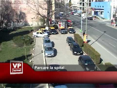 Parcare la spital