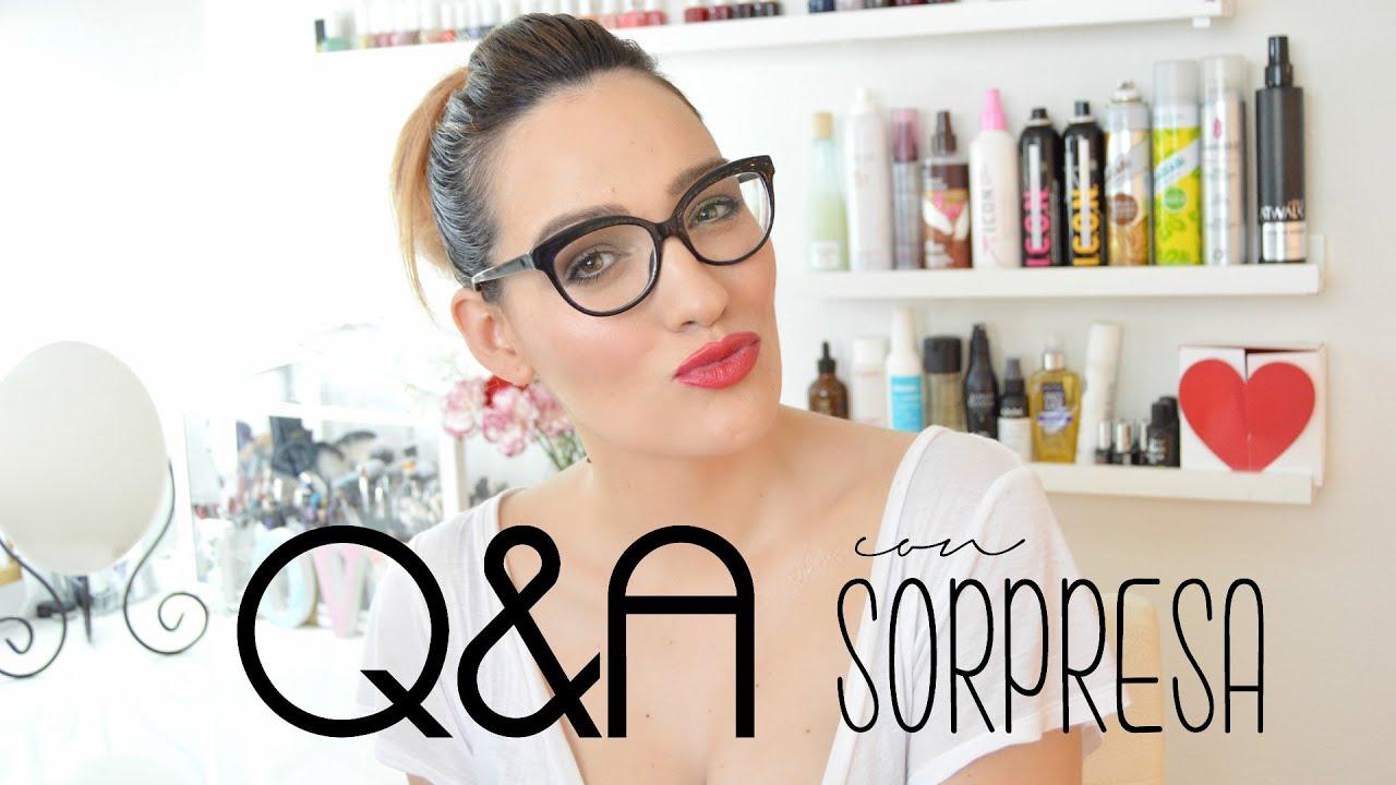 Nuevo #Q&A Preguntas y respuestas con sorpresa!
