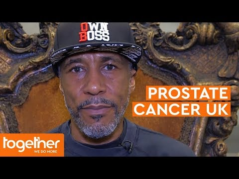 Active clock for prostate