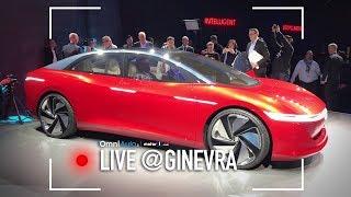 Volkswagen I.D. Vizzion, ammiraglia di domani