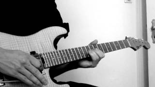 Steve Lukather Brody's Solo - Cover