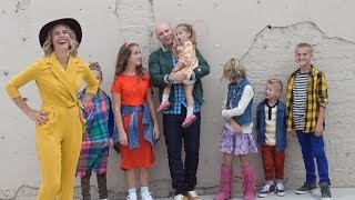 Family Pics With Six KIDS!!!