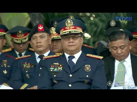 [RTVM] PNP Change of Command (Speech) 4/19/2018
