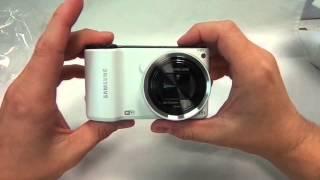 Samsung WB200F SMART CAMERA Unboxing