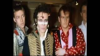 Adam Ant & Marco Pirroni - Nations Fav Number One 80's