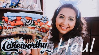 Disney CAKEWORTHY Haul | All The Disney Shirts!