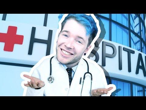 Dr. DanTDM's Hospital (Two Point Hospital)