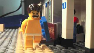 LEGO Diary Of A Wimpy Kid 2 Rodrick Rules Trailer