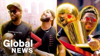 Toronto Raptors NBA championship parade and rally | FULL 🏀🍾