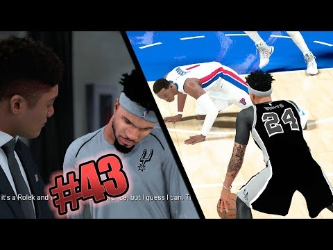 NBA 2k18 MyCAREER - Security Got Scammed! Hall of Fame EXPOSED! Ep. 43