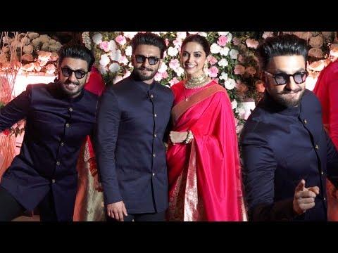Ranveer Singh MADNESS With Deepika Padukone At Kap