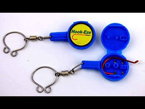 Hook-Eze Fishing Tool – Unboxing and review