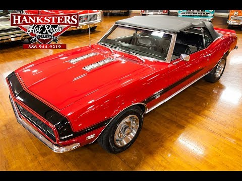 1968 Chevrolet Camaro for Sale - CC-1057675