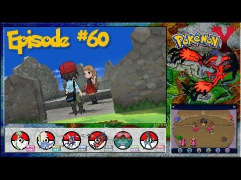 Pokemon Y - A Rival's Last Battle, Victory Road - Episode 60