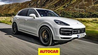 Porsche Cayenne (9Y0/9Y3) 2017 - dabar