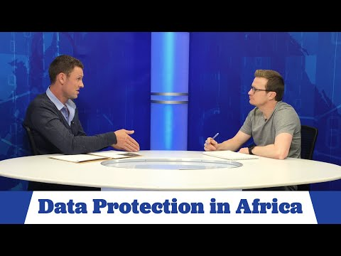 [VIDEO] Data Protection in Africa