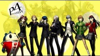 Persona 4   All Animated Cutscenes