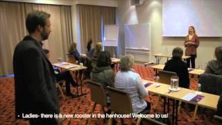 SILJE REINÅMO Showreel with subtitles