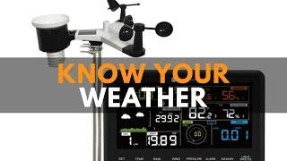 Ambient Weather Review WS-2902 Osprey WiFi Solar Powered Wireless Weather Station