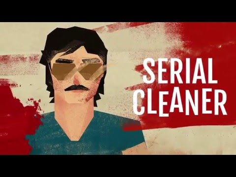 Serial Cleaner Steam Key GLOBAL - zwiastun