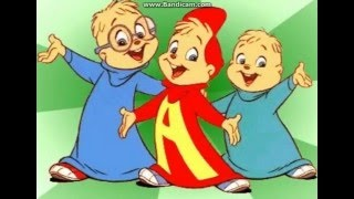 The Chipmunks From The 90s Were The Chipmunks Themesong