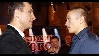 Усик был боссом в ринге с Кличко! — очевидец Johnny Nelson Usyk bossing Klitschko in sparring