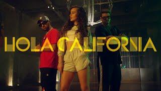Dj Paco x Gian x Slogan - Hola California   Official Music Video