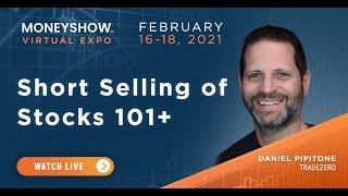 Short Selling of Stocks 101+