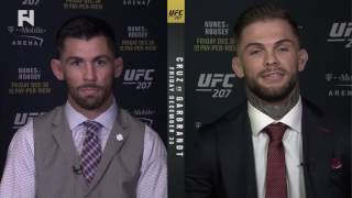 UFC 207: Dominick Cruz vs. Cody Garbrandt - Full Interview