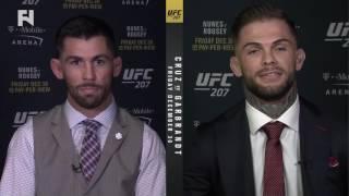 UFC 207: Dominick Cruz vs. Cody Garbrandt - Full Interview