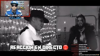 [Reaccion] Darell Ft Farruko - Caliente (Official Video)