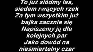 Sylwia Grzeszczak - Bajka + tekst