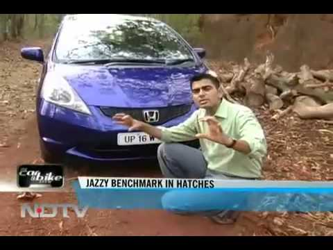 NDTV's take on Honda's first hatchback Jazz